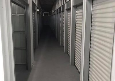 Downtown Storage finished construction with Caslin Inc